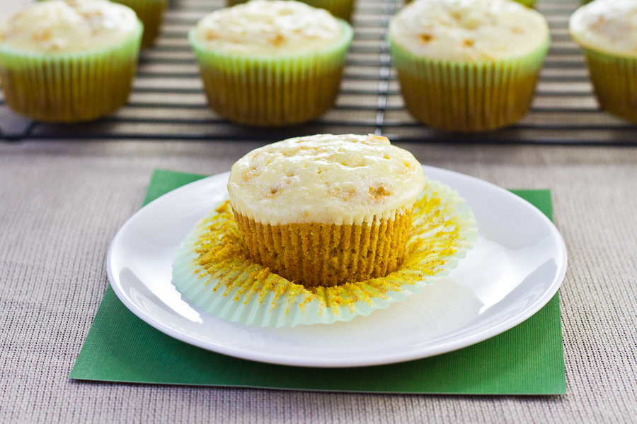 Pumpkin Cheesecake Muffins-7