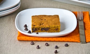 Sweet Potato Chocolate Chips Squares-3