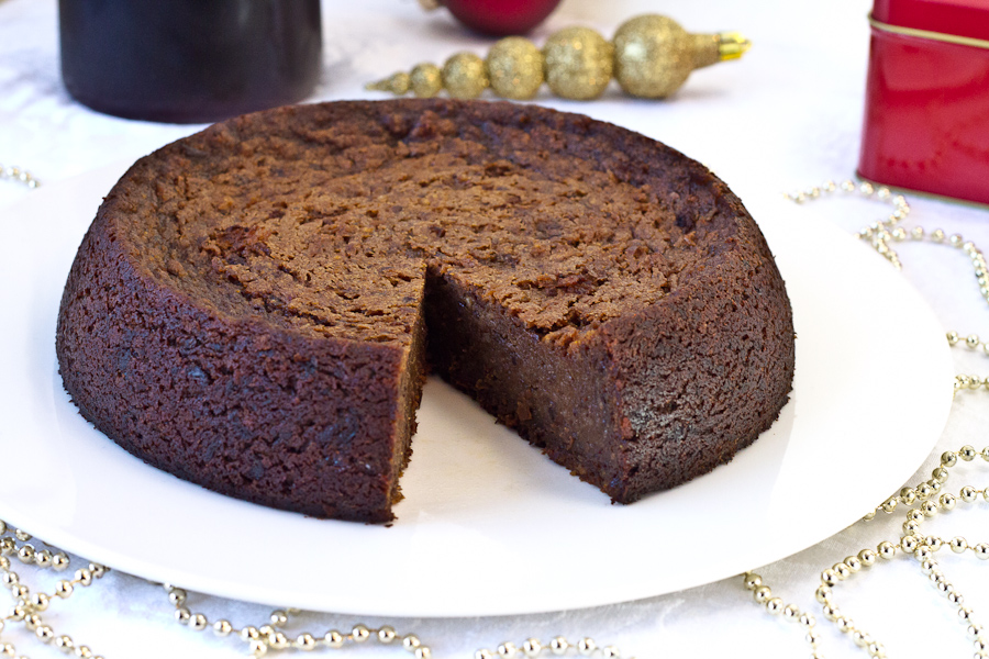 Jamaican Christmas Pudding-13