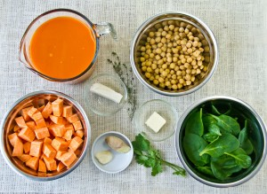 Ital Carrot and Sweet Potato Soup-1