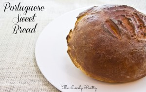 Portugese Sweet Bread