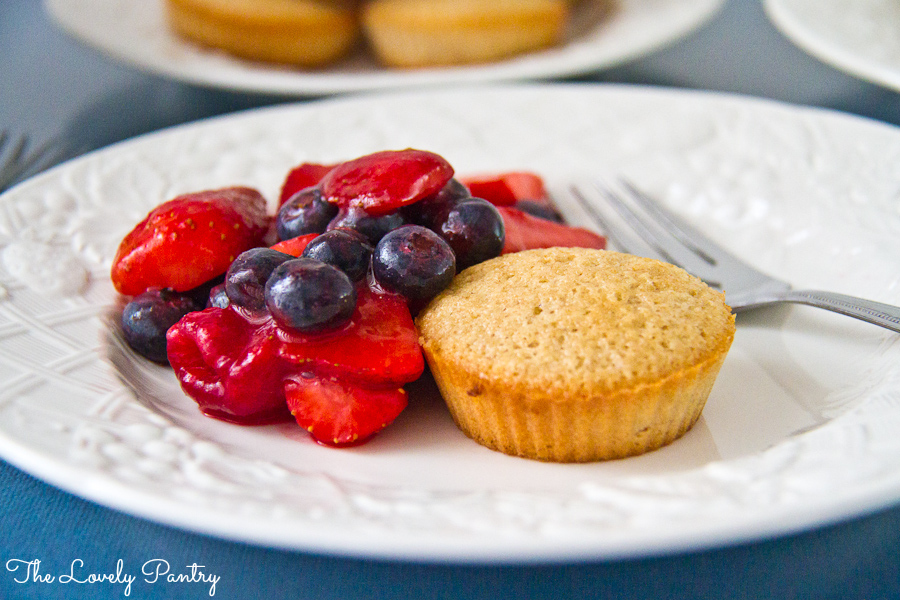 Financiers with Summer Berry Salad-19_1