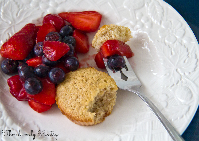 Financiers with Summer Berry Salad-20_1