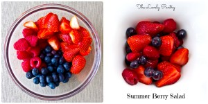 Summer Berry Salad Collage_1