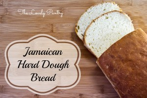 Jamaican Hard Dough Bread_0